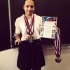 Лучшая спортсменка— Полина Медведева!
