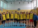 Финалисты отборочного этапа городских соревнований по волейболу