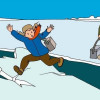 Правила безопасного поведения на льду для детей
