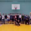 Новогодний турнир по баскетболу среди 8-9 классов
