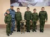 Кадеты пообщались с сотрудниками силовых структур