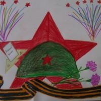 Выставка рисунков на тему: «Воинская слава России»