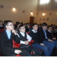 Встречи с учащимися в канун юбилея Великой Победы