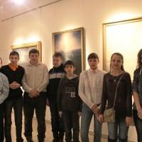 Выставка «Айвазовский и флот»