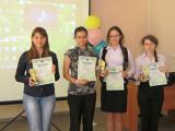 Победители и призеры конкурсов эколого— биологической направленности в рамках городского «Экологического марафона»