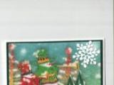 школьный конкурс Новогодних поздравительных открыток